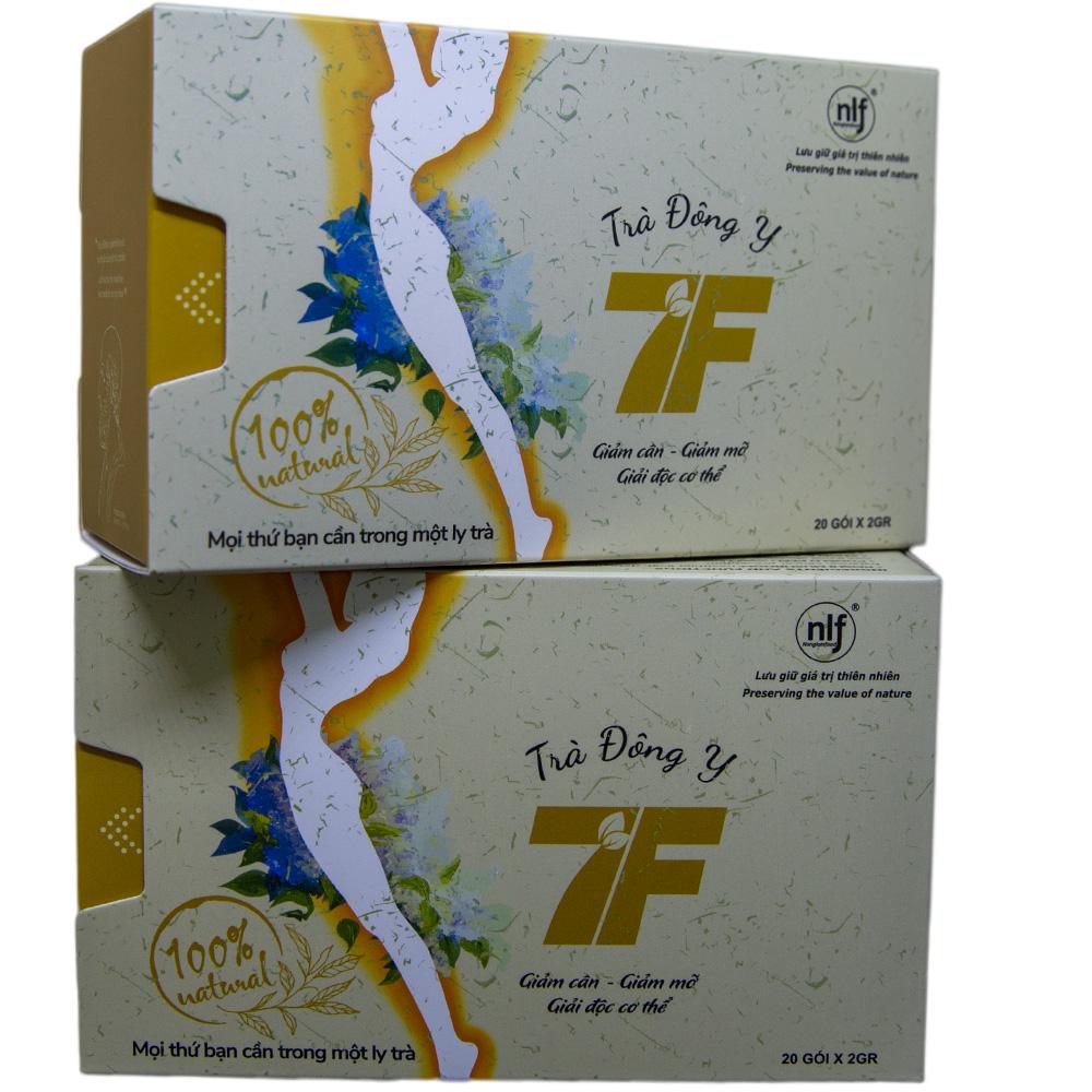 Trà Thảo Dược 7F