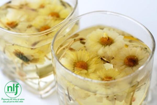 Trà túi lọc hoa cúc - thức uống thần kỳ cho sức khỏe