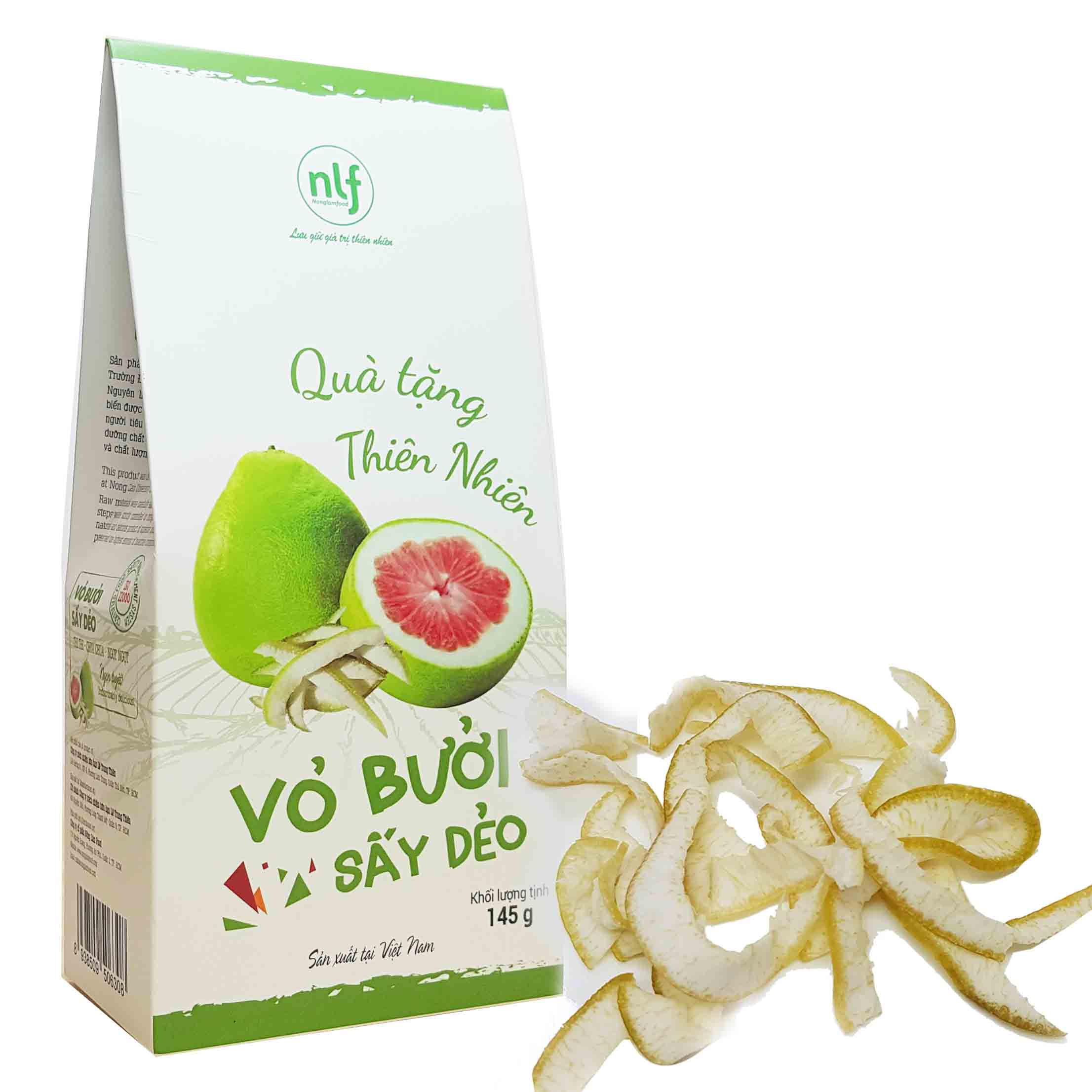 Dried Pomelo Peel 145g